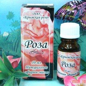 Масло Крымская роза 10 мл. Роза