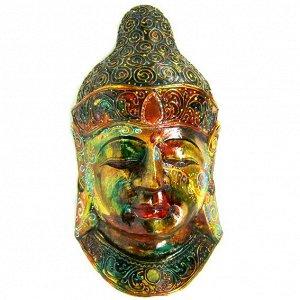 Голова Будды 35х18см статуэтка, дерево