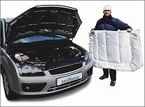 АвтоОдеяло, Чехол для АКБ, Утеплитель радиаторной решетки.  — АвтоОдеяло — Аксессуары