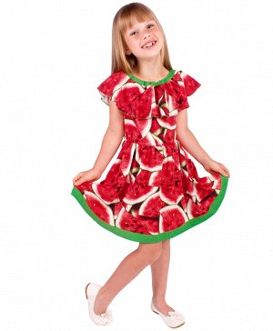 Платье на девочку (как на фото)