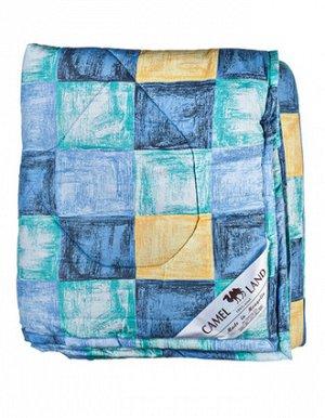 Одеяло Состав: наполнитель-верблюжья шерсть 100%, чехол-хлопок (расцветка чехла может меняться в зависимости от партии)Экологическая чистота наполнителя – верблюжьей шерсти -делает такие одеяла востре