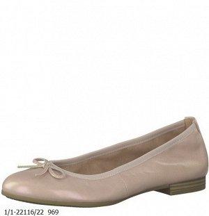 Балетки-туфли женские 39 р-р тамарис