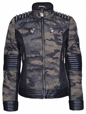 Куртка Состав: полиэстр-100% Осенняя, плотная на подкладе.