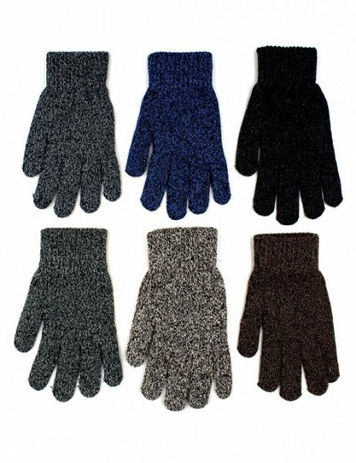 Уютная одежда: колготки до 600ден, носки, перчатки для всех  — ТЕРМОПЕРЧАТКИ мужские и женские — Вязаные перчатки
