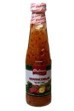 Ананасовый острый соус чили