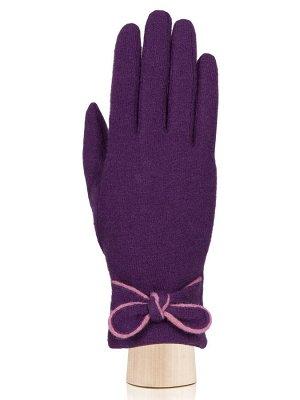 Перчатки женские шерстяные Labbra LB-PH-49 purple/pink
