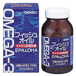 БАД: Комплекс ОМЕГА-3 180 капс. ORIHIRO