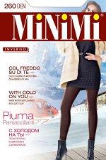 Minimi / Леггинсы pantacollant PIUMA 260 (микрофибра с флисом)