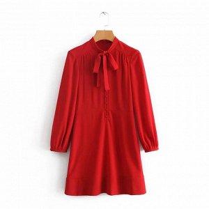 Красная блузка /туника