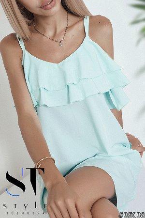 Платье 35038