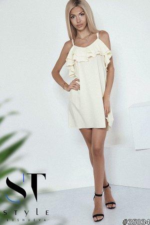 Платье 35034