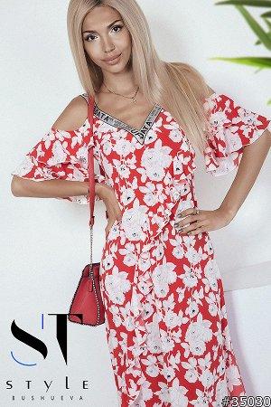 Платье 35030
