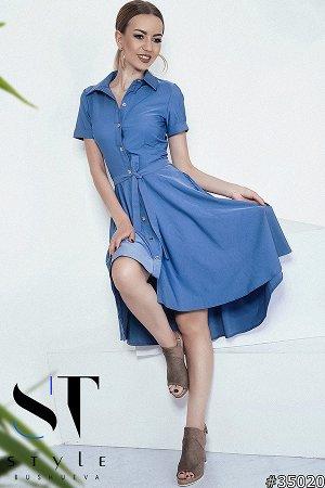 Платье 35020