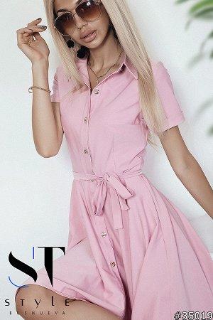 Платье 35019