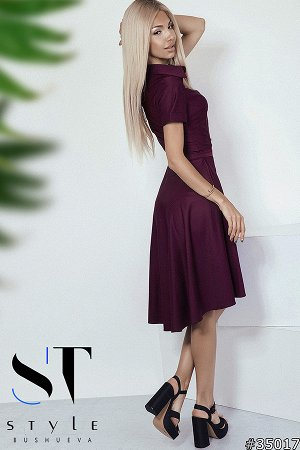 Платье 35017