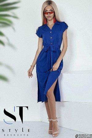 Платье 35015