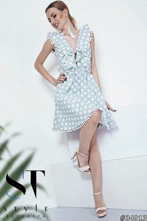 Платье 34913
