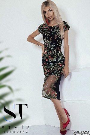 Платье 34950