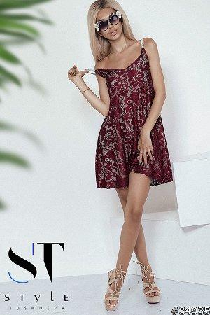 Платье 34935