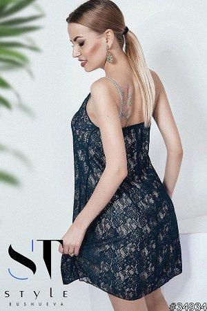 Платье 34934