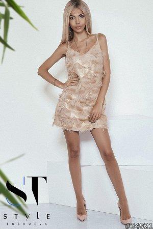 Платье 34921