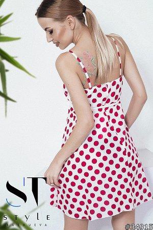 Платье 34915