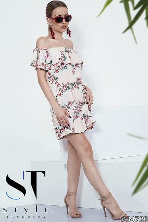 Платье 34720