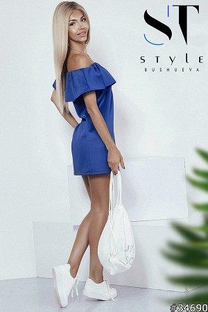 Платье 34690