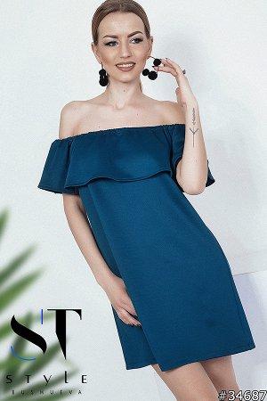 Платье 34687