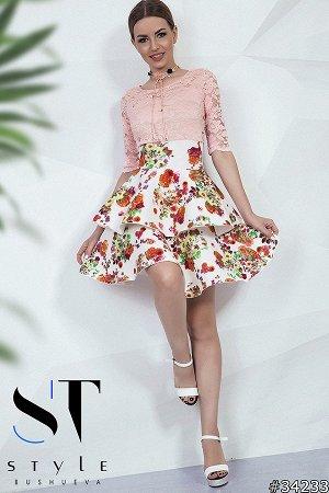 Платье 34233