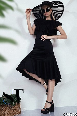 Платье 34216
