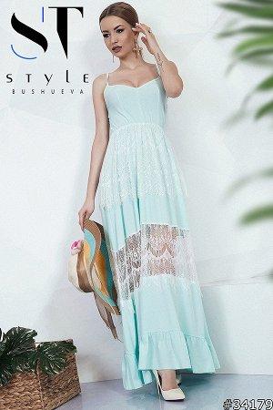 Платье 34179