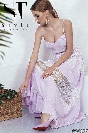 Платье 34177