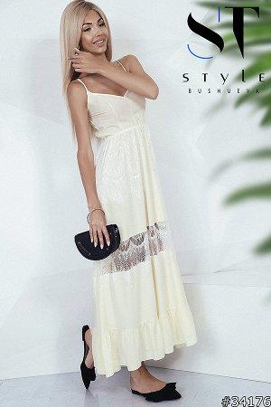 Платье 34176
