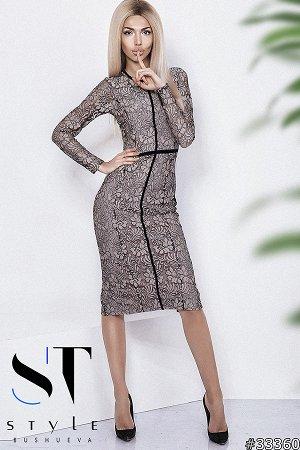 Платье 33360