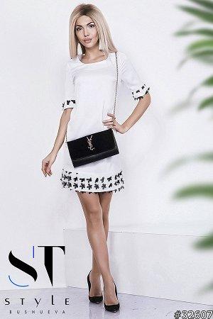 Платье 32607
