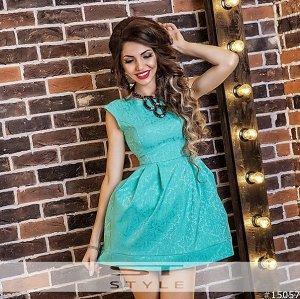 Платье 15057
