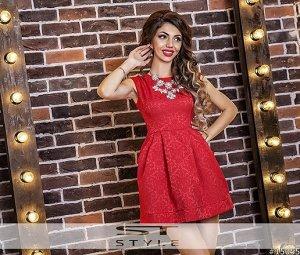 Платье 15055