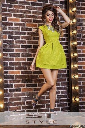 Платье 15054