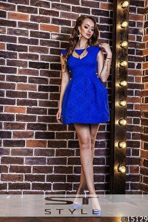 Платье 15129