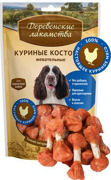 🐱Для наших любимцев!!! Есть Благотворительная акция - 41 — Деревенские лакомство для взрослых собак — Лакомства и витамины