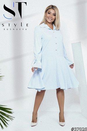 Платье 37026