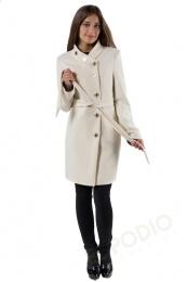 Легкое нарядное пальто на весну