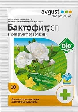 Бактофит (биопрепарат)