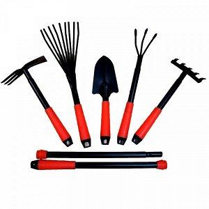 Набор садовых инструментов (7 предметов)