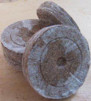Торфяные таблетки Jiffy-7 (41 мм)