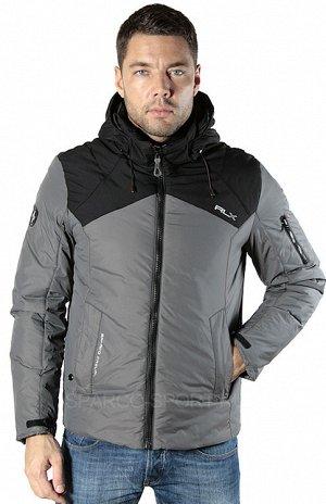 Куртка мужская (серый), размер 52