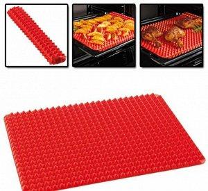 Силиконовый коврик для выпечки и запекания