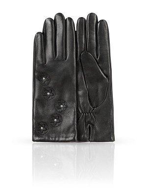 Выгодно! Перчатки из натуральной кожи -2.