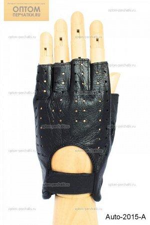 Перчатки мужские кожаные автомобильные